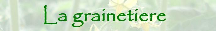 Lagrainetiere: graines potagères